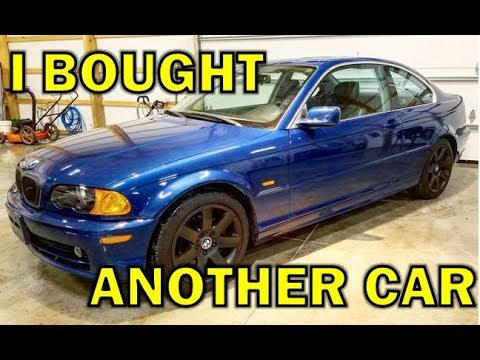 I BOUGHT ANOTHER CAR - E46 328CI