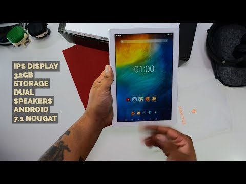 Best £100 Tablet From China 1080P IPS - Teclast P10 Octa Core 32GB