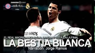 Bayern Múnich 0-4 Real Madrid (AUDIO ESPN Deportes Radio)