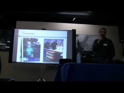 BIL 2012 – Jesse Clark – Space stage
