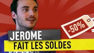 JEROME FAIT LES SOLDES - YouTube