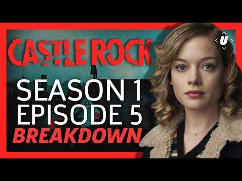 """Castle Rock Episode 5 Breakdown! """"Harvest""""   References & Who Is Evil?"""