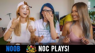 Video NOC Plays Gaming Terms Quiz (Pie Face Challenge) MP3, 3GP, MP4, WEBM, AVI, FLV Maret 2019