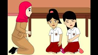 Video Film Animasi 2D Berani Disuntik Imunisasi Campak dan Rubella (MR) MP3, 3GP, MP4, WEBM, AVI, FLV Juni 2018