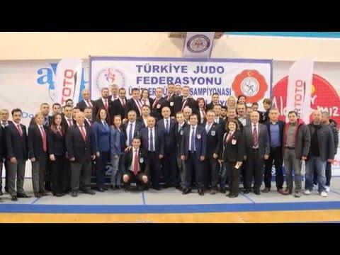 JUDO ÜMİTLER TÜRKİYE ŞAMPİYONASI 5-7 ŞUBAT 2016 ALANYA