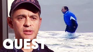 Video Emergency Rescue Of A Man On The Edge Of Niagara Falls | Against The Elements MP3, 3GP, MP4, WEBM, AVI, FLV November 2018