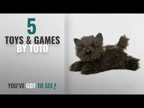 Top 10 Toto Toys & Games [2018]: Aurora World Flopsie Toto Dog 12