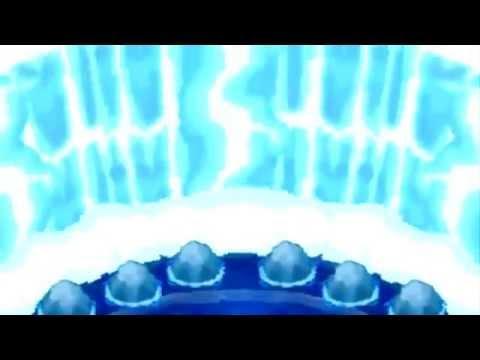 pokemon all legendary cutscene
