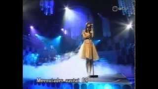 Laura - Moonwalk (Eesti NF 2005)