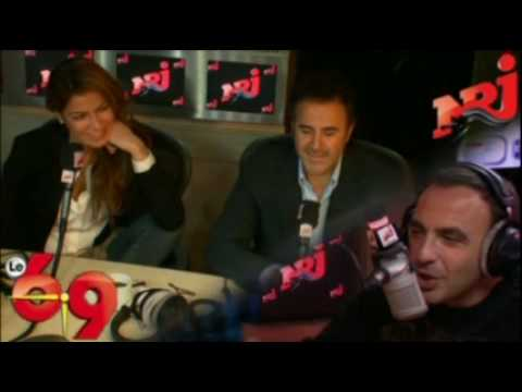 0 Catalina Denis   interview 6 9 NRJ (video)
