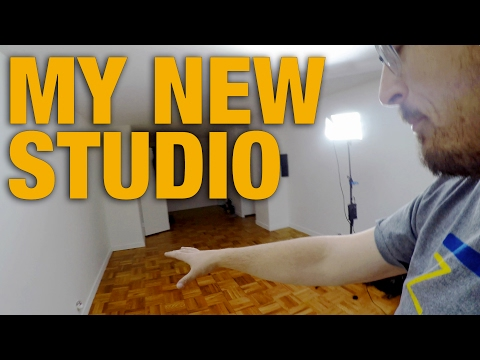 Welcome to my New NYC Studio