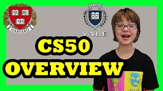 Learning to Code at Harvard CS50 Overview - Day 949 | ActOutGames