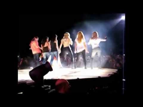 Tour Sale el Sol | Caracas - Venezuela | Ydalmis y Shakira