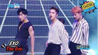 Video [Comeback Stage] EXO - The Eve, 엑소 - 전야 Show Music core 20170722 MP3, 3GP, MP4, WEBM, AVI, FLV Juni 2018