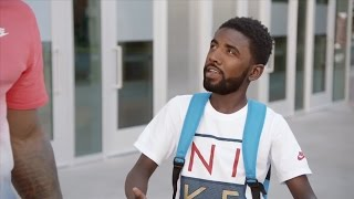 Best Kyrie Irving Commercials and Funny Moments Foot Locker, Nike, Gatorade, Pepsi, Jeep 2016