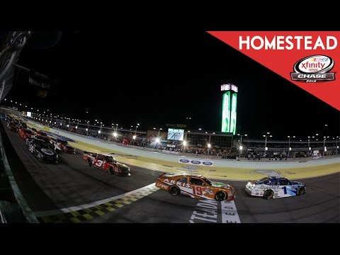 NASCAR XFINITY Series- Full Race -Ford 300