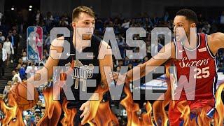 NBA Season Preview Part 1 - The Starters