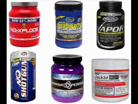 Bodybuilding Supplements Guide Part 5 – NO2, BCAA's, and Fat Burners.