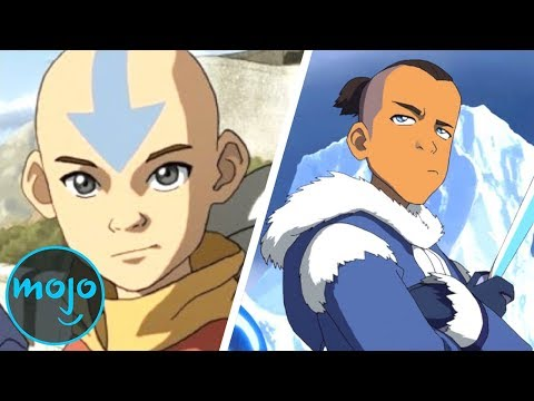 Top 10 Avatar and Legend of Korra Characters
