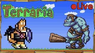Terraria - Ogre Snot - • Live