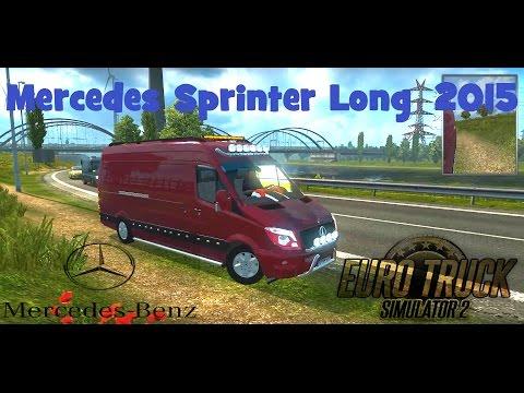 Mercedes Sprinter Mega Mod v1.0