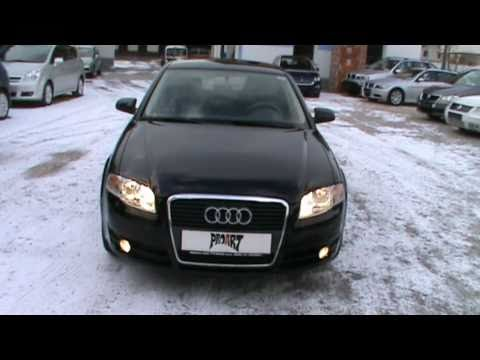 2006 Audi A4 2.0 TDI Review,Start Up, Engine, and In Depth Tour