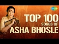 Top 100 songs of Asha Bhosle     100   HD Songs  One Stop Jukebox waptubes