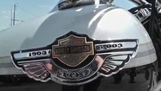 9. 030833 - Harley Davidson Softail Deuce FXSTD - Used Motorcycle for Sale