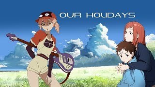 Download Lagu FLCL Amv - Our Holidays Mp3