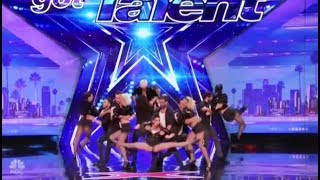 """#Full Segment  America's Got Talent Season 12  Auditions 6  Episode 6German Conejo Dance Company. German Cornejo the leader of the group is a World Champion of Tango, but The now the dancer and choreographer from Buenos Aires, Argentina is leading his sexy romantic dance troupe named German Conejo Dance Company, to compete on the big stage.His style is to """"blend Hollywood's greatest successes during the golden years with tango traditions."""" #talentshowsFor more HD full episode videos of America's Got Talent – please subscribe & follow» Get The America's Got Talent App: http://bit.ly/AGTApp» Subscribe for More: https://goo.gl/e12UJ8» America's Got Talent Returns Tuesday May 30 8/7c on NBC!» Watch Full Episodes Free: http://bit.ly/AGTFullEpisodesAMERICA'S GOT TALENT ON SOCIALLike AGT: https://www.facebook.com/agtFollow AGT: https://twitter.com/agtAGT Tumblr: http://nbcagt.tumblr.com/AGT Instagram: http://instagram.com/agtIn season 12, NBC's America's Got Talent follows Simon Cowell, Heidi Klum, Mel B and Howie Mandel in their talent search, showcasing unique performers from across the country. Find America's Got Talent trailers, full episode highlights, previews, promos, clips, and digital exclusives here. NBC ON SOCIALLike NBC: http://Facebook.com/NBCFollow NBC: http://Twitter.com/NBCNBC Tumblr: http://NBCtv.tumblr.com/NBC Pinterest: http://Pinterest.com/NBCtv/NBC Google+: https://plus.google.com/+NBCYouTube: http://www.youtube.com/nbcNBC Instagram: http://instagram.com/nbcABOUT AMERICA'S GOT TALENT With the talent search open to acts of all ages, """"America's Got Talent"""" has brought the variety format back to the forefront of American culture by showcasing unique performers from across the country. The series is a true celebration of the American spirit, featuring a colorful array of singers, dancers, comedians, contortionists, impressionists, jugglers, magicians, ventriloquists and hopeful stars, all vying for their chance to win America's hearts and the $1 million pr"""