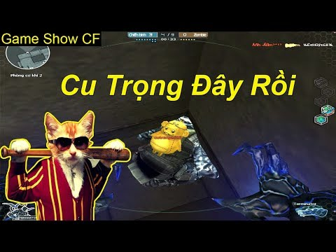 Game Show CF | Trò Chơi Trốn Tìm #50 | TQ97 và Cu Trọng - Thời lượng: 13 phút.