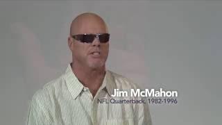 Jim McMahon campaigns for legalizing marijuana in Arizona ad