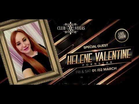 Helena Valentine Night Club Vegas