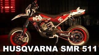 8. Husqvarna SMR 511 - Stuntbike - Стантбайк Марата Канкадзе