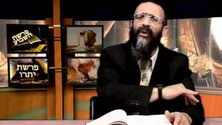 הרב מיכאל לסרי – פרשת יתרו