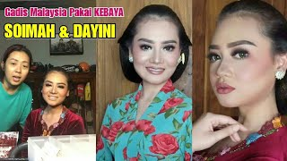 Download Video Putrinya MASIDAYU pakai baju adat Jawa KEBAYA di Rumahnya SOIMAH MP3 3GP MP4