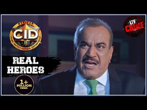 CID Helps The Kid In Danger | Part - 3 | C.I.D | सीआईडी | Real Heroes