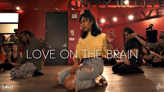 Video Rihanna - Love On The Brain - Choreography by Galen Hooks - Filmed by @TimMilgram MP3, 3GP, MP4, WEBM, AVI, FLV Juli 2018