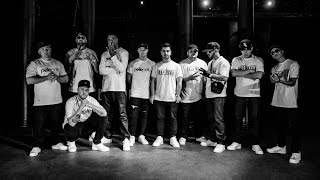 DB King/Mr Mo/Livid/Face It/Awada/RH/Danni/Carmon - Crew Cypher Finals 2015
