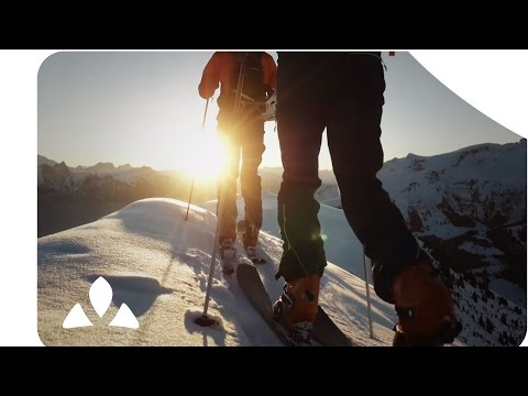 Vaude - Powder for Breakfast - 5to9 Adventures Episode 03