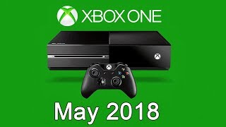 XBOX ONE Free Games - May 2018 by Game News