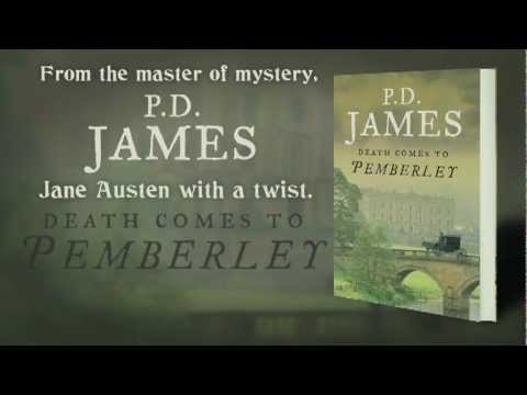 PD James' Death Comes to Pemberley