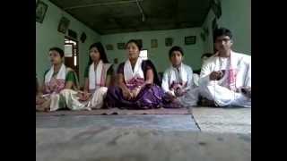 Bargeet at Nikamul Sattra