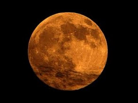In Case You Missed The Super Moon Yesterday (June 23, 2013)
