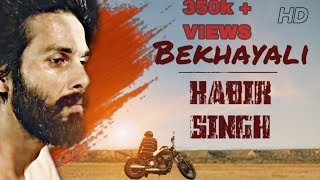 Jh Production Official Bekhayali Kabir Singh Lagu Mp3