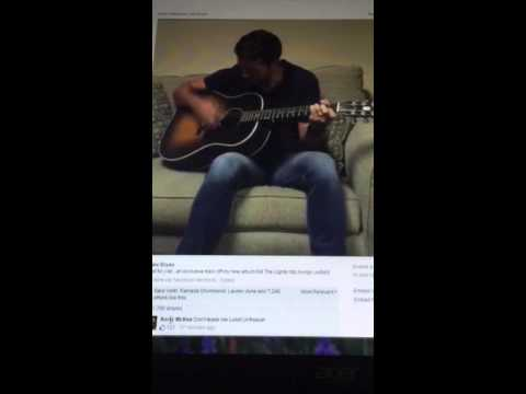 "Facebook Live: ""To The Moon And Back"" - Luke Bryan"
