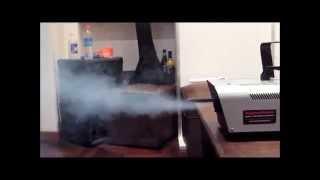 Maquina de humo GBR F1000 con Control ideal Fiestas Dj Salon Fotografia