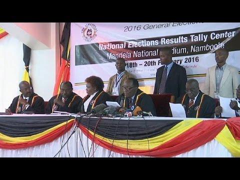 Ουγκάντα: Ο Γιουέρι Μουσέβενι νικητής των προεδρικών εκλογών