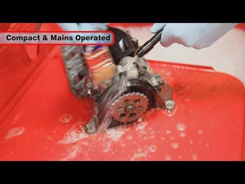Clarke CW1D Floor Standing Parts Washer