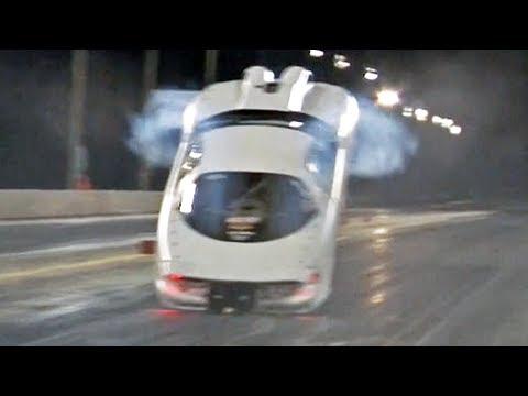 Twin turbo Camaro goes on the bumper